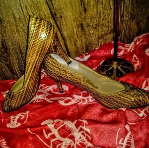 """""""The Lisa"""" Collection Shoes Size 8B Vintage skin"""